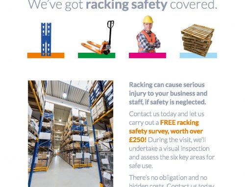 Free Racking Safety Survey